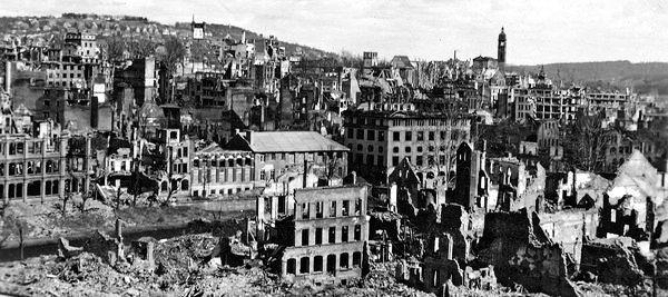 Pforzheim 1945 - 17.000 Tote in 22 Minuten (1/3)
