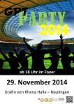 GPT 2014 Party