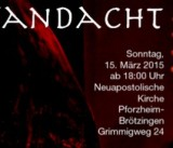 Andacht