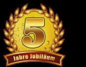 5-Jahre-Jubilaeum