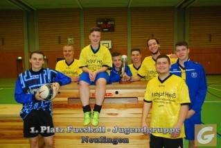 Fussball 1 Platz Neulingen