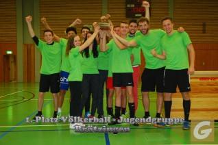 Völkerball 1 Platz Brötzingen