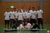 Völkerball Jugendgruppe Büchenbronn
