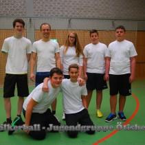 Völkerball Jugendgruppe Ötisheim