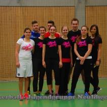 Völkerball Jugendgruppe Neulingen